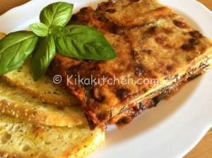 parmigiana di melanzane grigliate ricetta