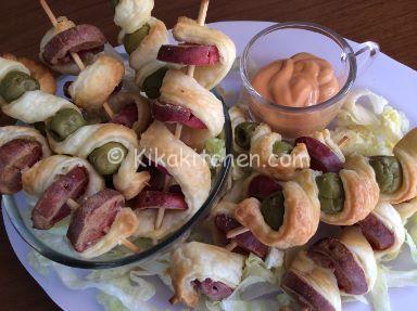 sfogliatine salate aperitivi 1