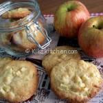 biscotti mela e cannella e mandorle
