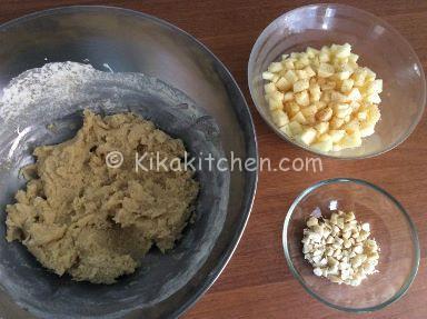 biscotti mela e cannella ricetta
