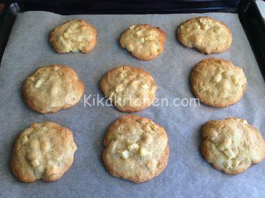 biscotti mela e cannella veloci