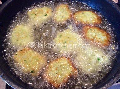 frittelle di cavolfiore ricetta
