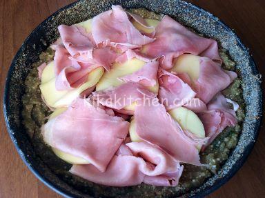 ricetta sformato di melanzane