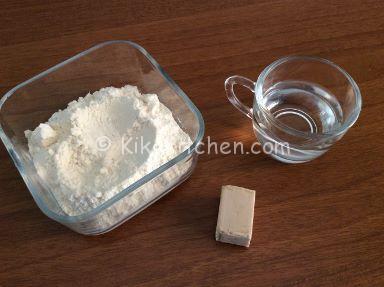 ingredienti biga pandoro