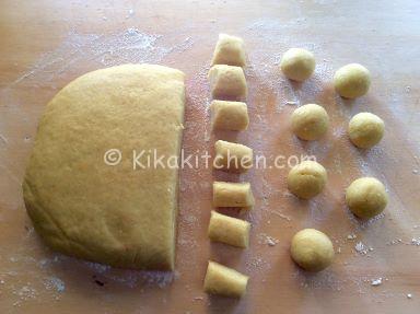 biscotti morbidi all'arancia ricetta