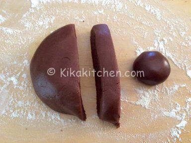 frolla alla nutella biscotti