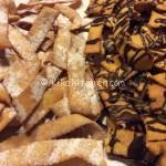 Chiacchiere di Carnevale fritte o al forno