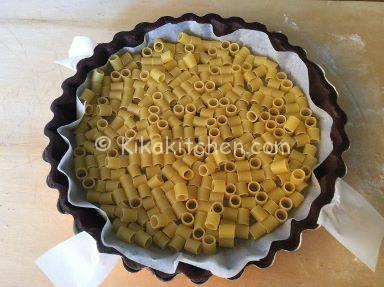 cuocere base per crostata