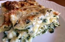 lasagne ricotta e spinaci ricetta