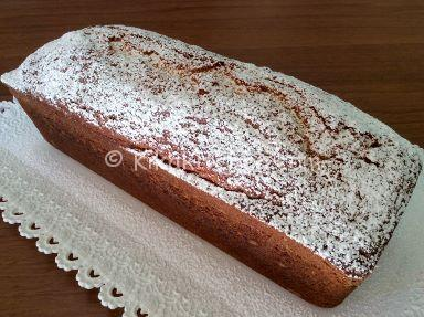 plumcake leggero