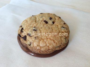 cookies americani ricetta