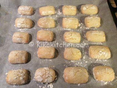 cottura biscotti morbidi al limone
