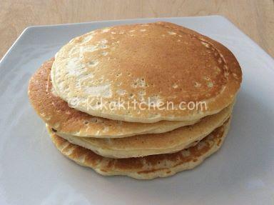 pancakes da guarnire