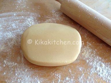 pasta frolla per pastiera napoletana