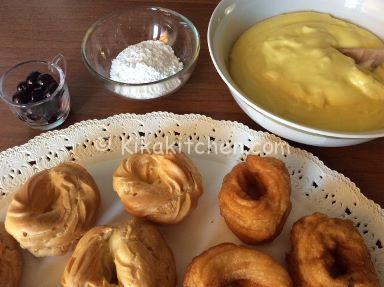 ricetta zeppole di san giuseppe
