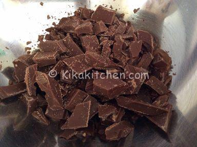cioccolato da sciogliere per togo