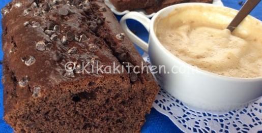plumcake al cioccolato (rett)