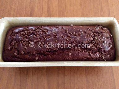 stampo per plumcake al cioccolato