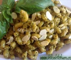 Pesto trapanese (agghiata trapanisa)