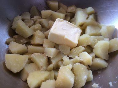 patate e burro