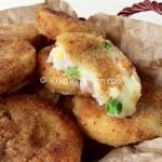 Polpette di verdure fritte o al forno. Ricetta facile