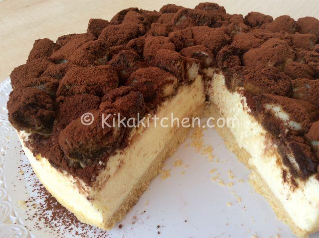 3a7249d76a51 Cheesecake tiramisù (senza cottura)