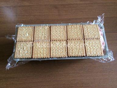 base biscotto semifreddo alle fragole