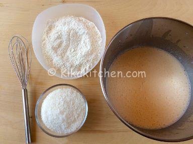 ciambella al cocco ricetta