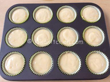 ricetta muffin al limone