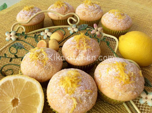 ricetta muffin limone