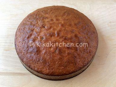 ricetta torta con gocce di cioccolato
