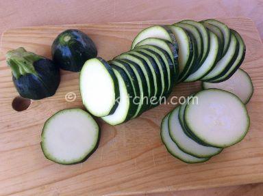 fette di zucchine