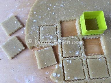 biscotti all'olio ricetta