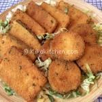 Cotolette di zucchine fritte o al forno