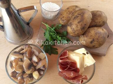 ingredienti patate ripiene