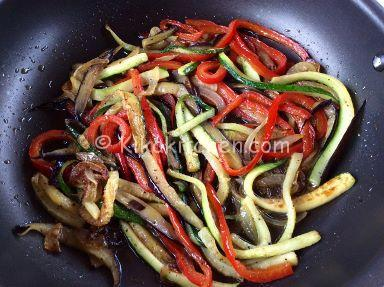 pasta con verdure ricetta