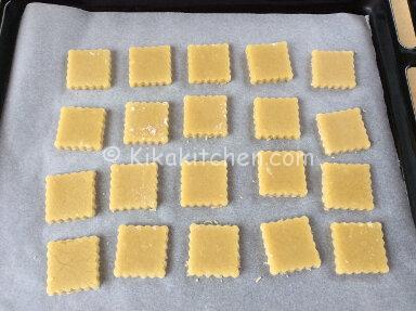 ricetta biscotti con olio