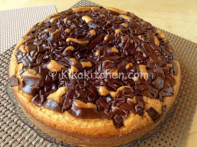 torta con nutella