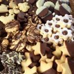 biscotti al burro assortiti