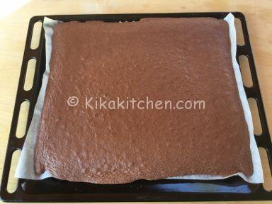 pasta biscotto al cacao girelle