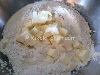 preparare pasta frolla