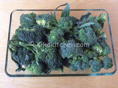 ricette con broccoli