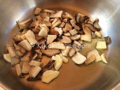 ricette funghi porcini