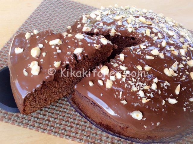 torta alla nutella ricetta