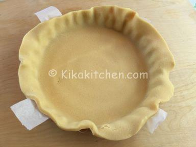base crostata mele