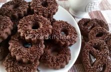 biscotti al cioccolato con granella