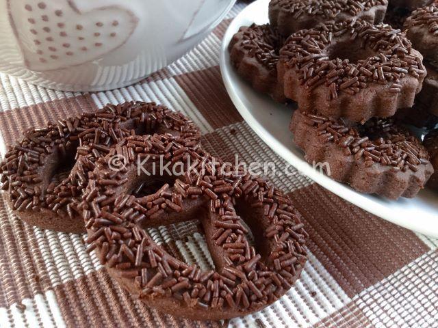 biscotti al cioccolato facili