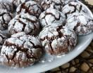 Biscotti al cioccolato morbidi. Ricetta passo passo