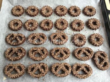 biscotti con il cioccolato