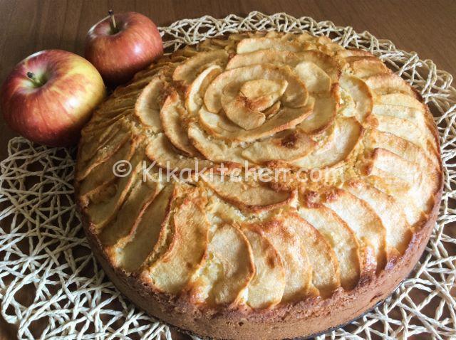Torta di mele soffice e morbida. Ricetta classica.